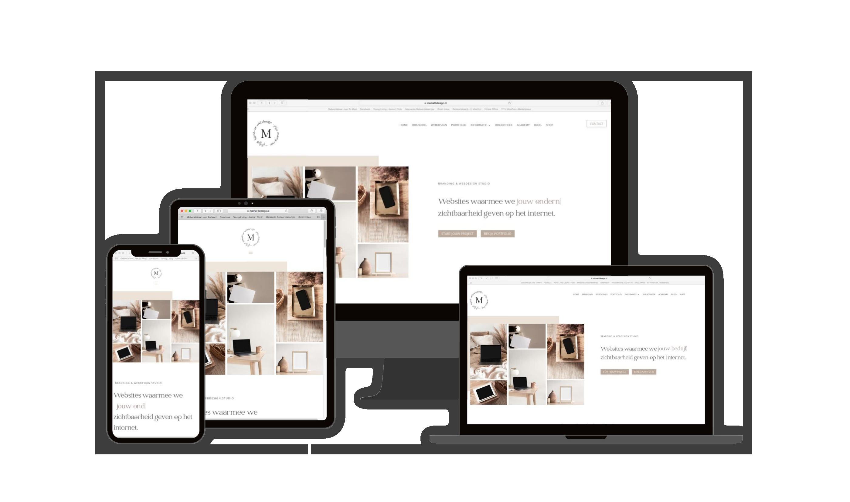 Mama-Tien Design | Branding & Webdesign
