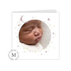 foto geboortekaartje